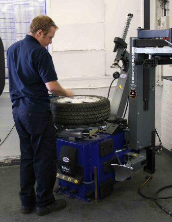 Hatfields for Wheel balancing and alignment
